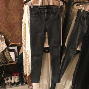Madewell Skinny Ankle Zip Jeans Size 25